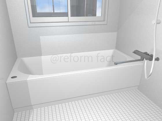 浴槽,工事前