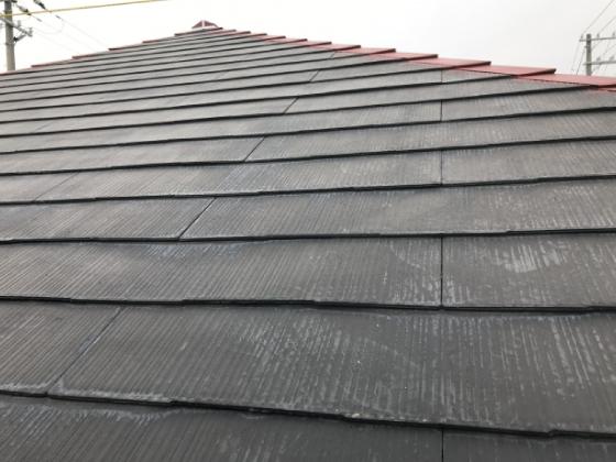 カラーベスト,スレート屋根,劣化