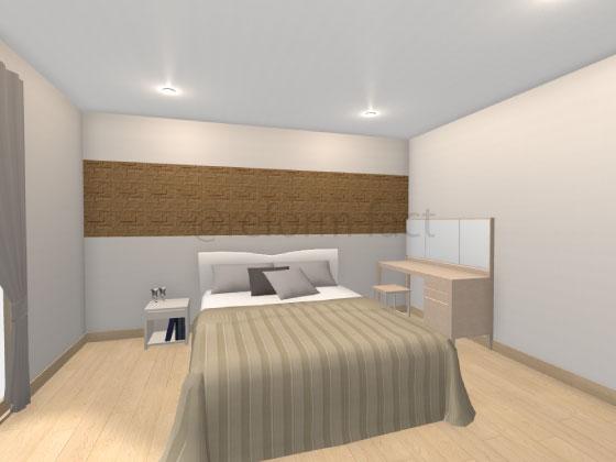寝室,エコカラット,グラナスヴィスト異形