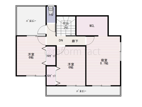 戸建て,一軒家,36坪,2階,図面