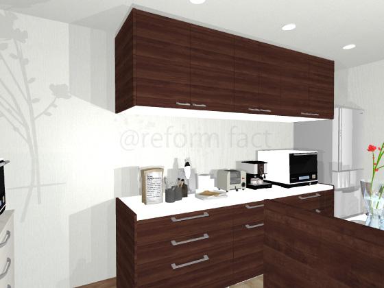 キッチン,カップボード,食器棚