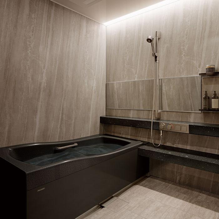 伸びの美浴室評判口コミ