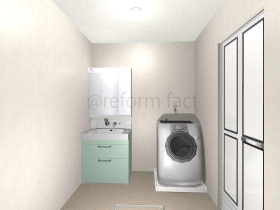洗面台,W750,75cm,交換