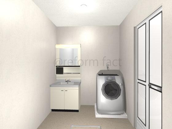 洗面台,W750,75cm,LIXIL,ピアラDS