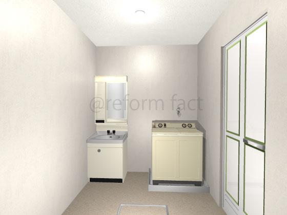 二層式洗濯機,洗濯パン