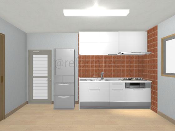 キッチン,シート,白色,ホワイト