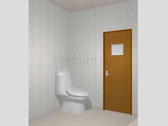トイレ段差解消