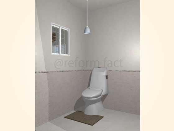 トイレ,腰壁パネル