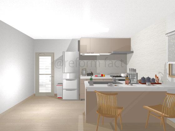 Ⅱ型キッチンにしたい、費用はどれくらい?