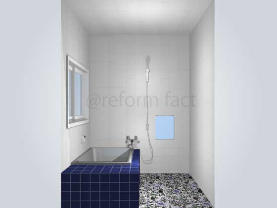 在来浴室,タイル浴室,戸建て浴室