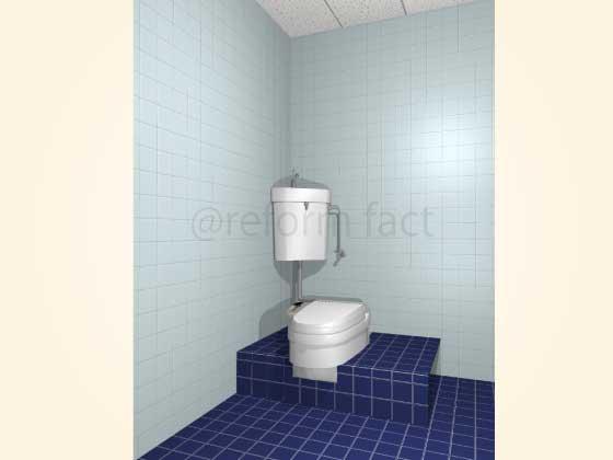 和式トイレ,ウォシュレット,スワレット,TOTO